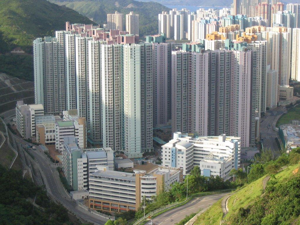 בניינים גבוהים