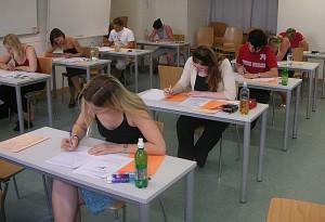 בחינה בכיתה