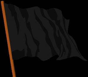 דגל שחור