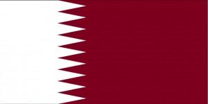 הדגל של קטאר