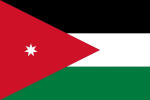 תמונה של דגל ירדן