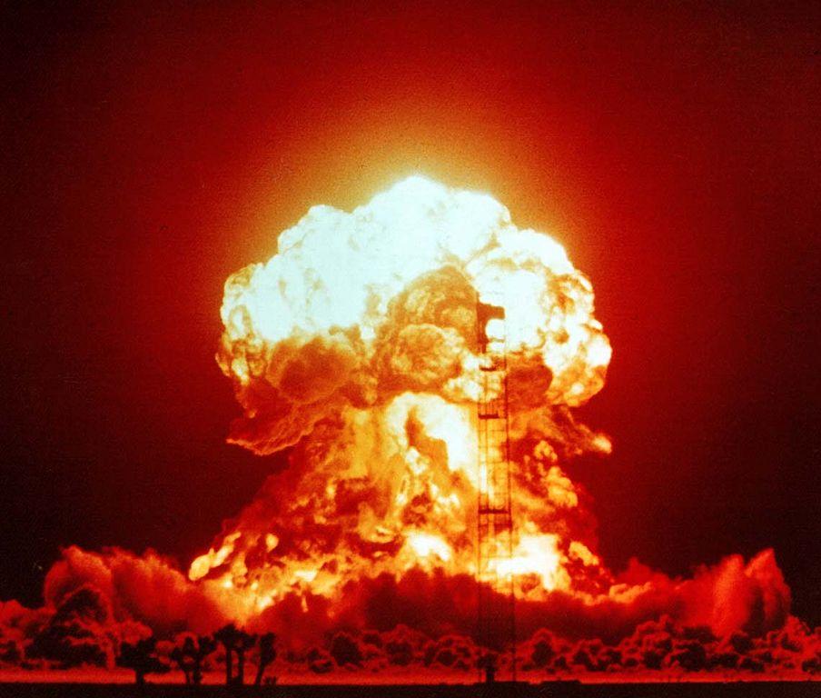 פיצוץ אטומי