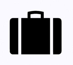רישום של מזוודה