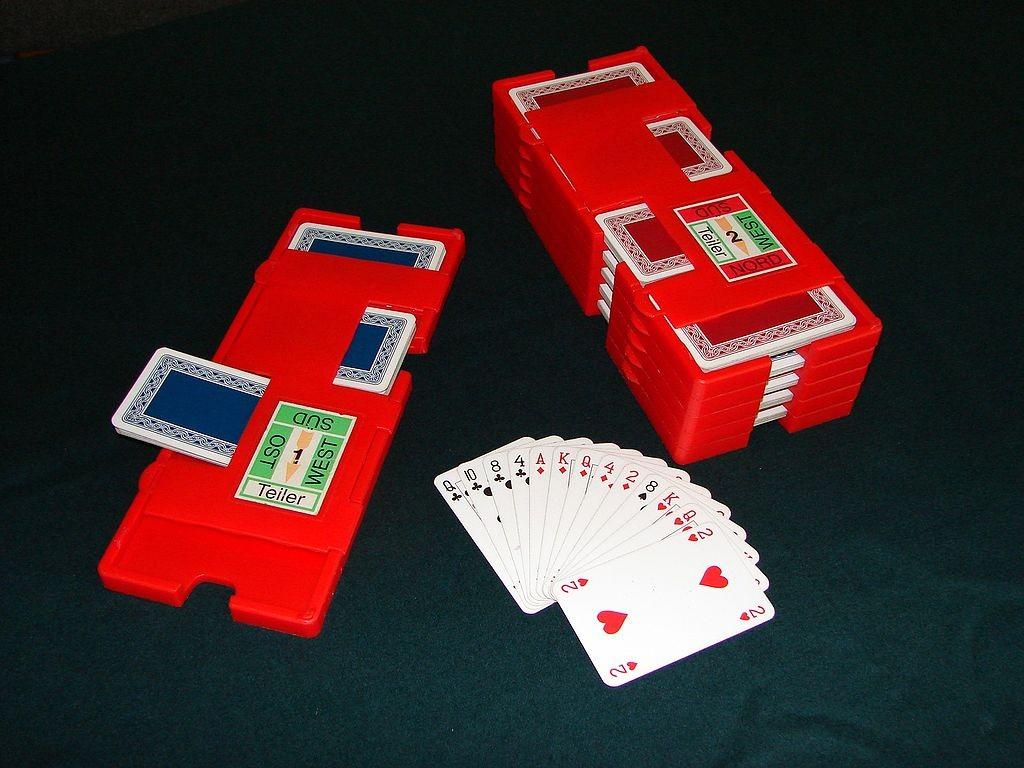 קלפים בברידג'