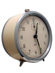 צילום של שעון מעורר