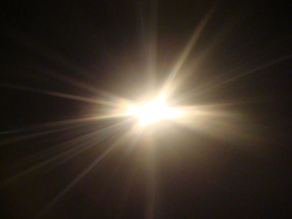 קרן אור בחשיכה