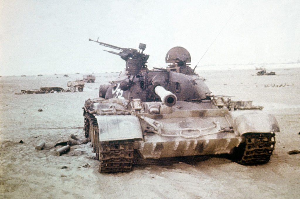 טנק T55