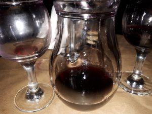 כלי יין ריקים