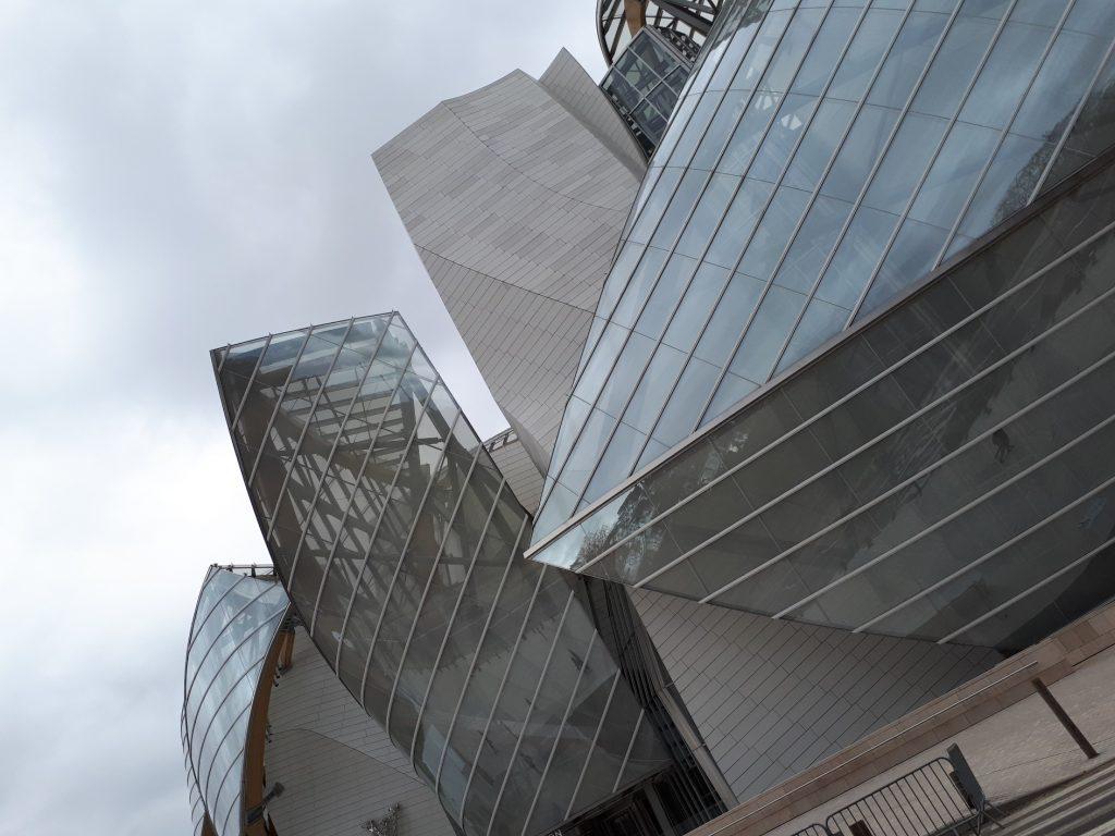 המוזיאון מבחוץ
