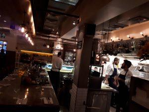 צילום המסעדה מבפנים