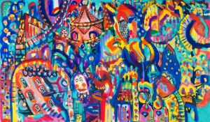 ציור של ענבר