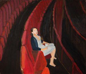 ציור של רותי