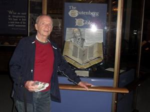 שפי גבעון במוזיאון