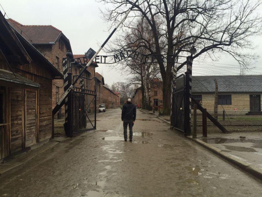 דניאל בשער המחנה