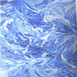 תמונה בכחול