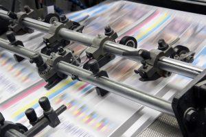 תהליך הדפסה