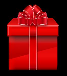 רישום סמלי של מתנה