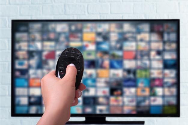 מסך טלוויזיה