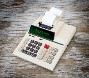 מכונת חישוב פנסיה