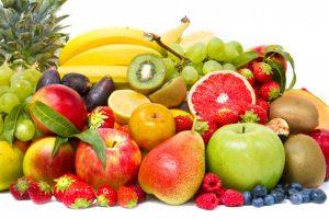מיני פירות רבים