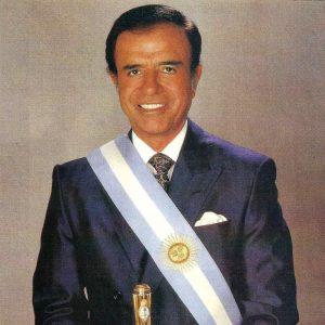 תמונה של קרלוס כנשיא