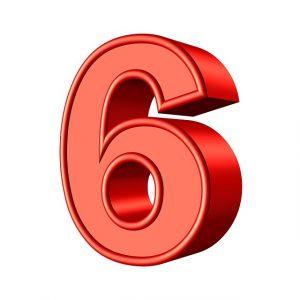 הסיפרה 6